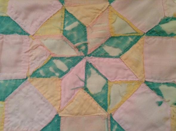quilt details