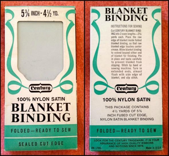 blanket binding