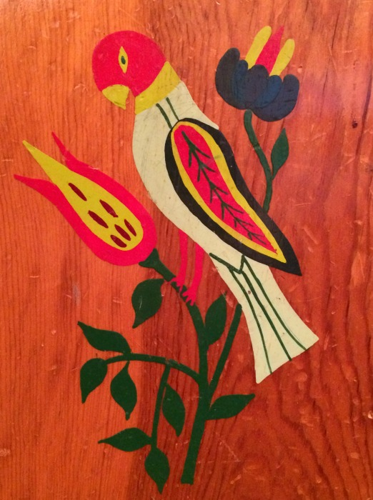 paintedbird