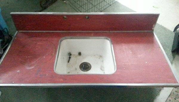 I Had A Dream Involving Kitchen Sinks Dish Sisters Vintage Home