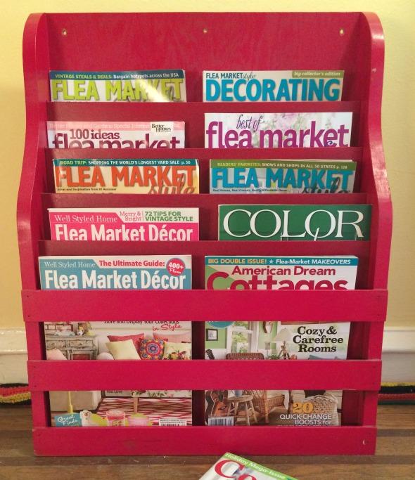 flea market style magazine