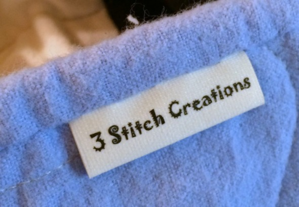 3 stitch creations tag