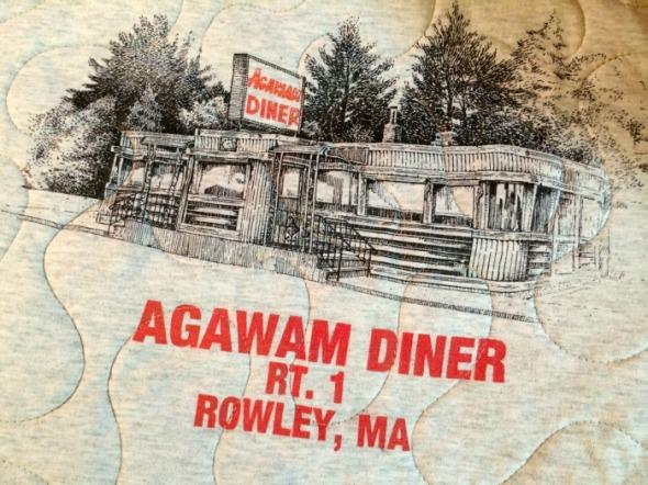 agawam diner t-shirt