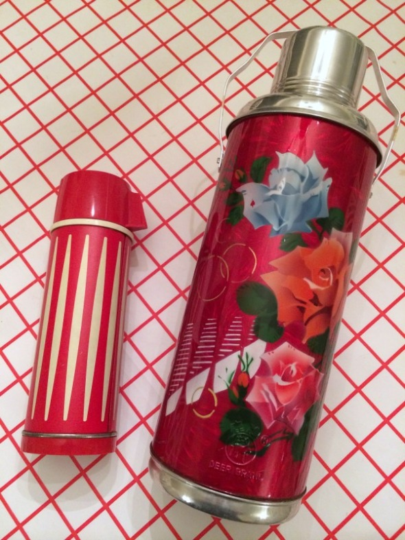 Chinese deer brand thermos