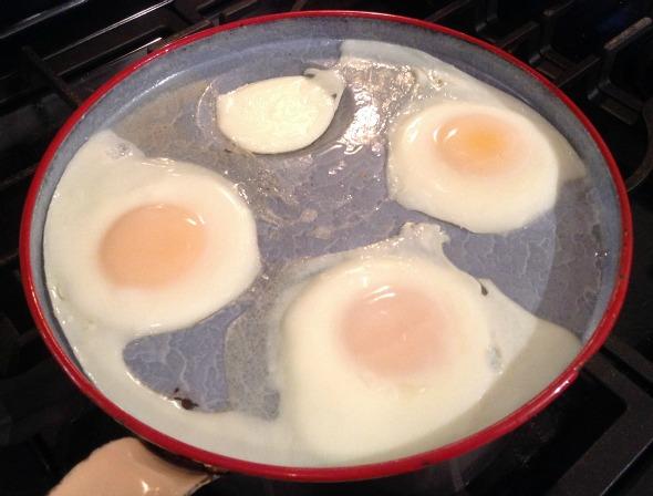 eggsaredone