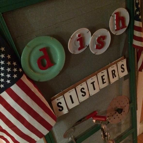 dish sisters sign
