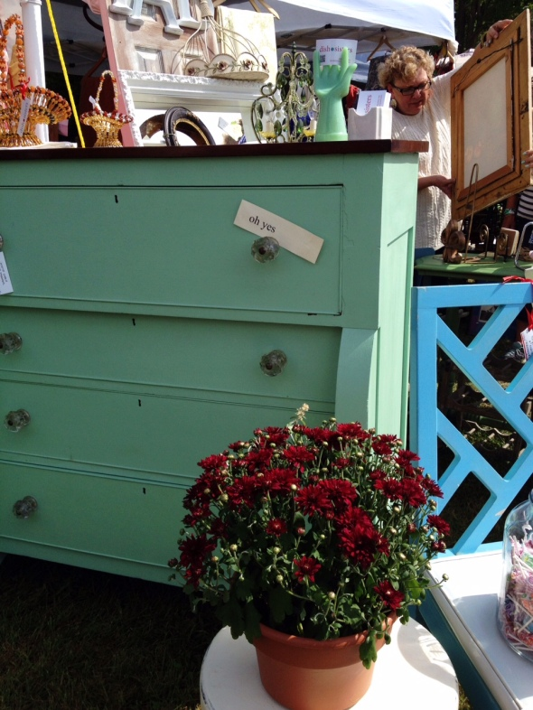 The BIg Green Dresser