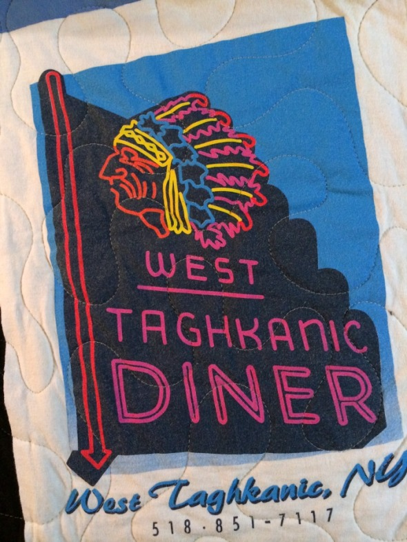 west taghkanic diner shirt
