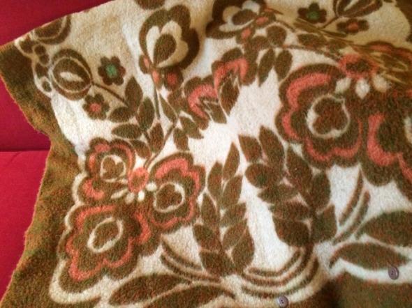 heavy wool blanket