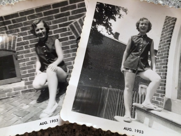 1950s short shorts