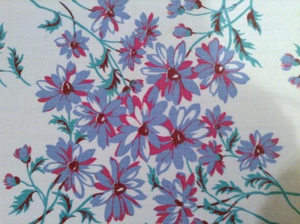 daisy tablecloth