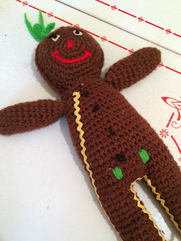 gingerbread doll surgery
