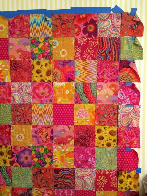 quilt top design