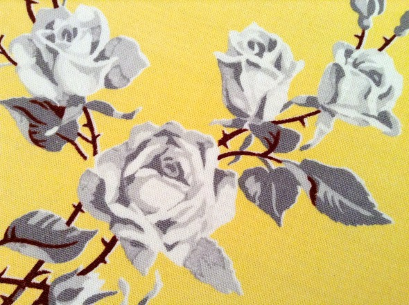 wilendur rose detail